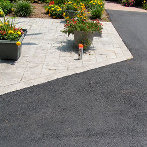 latest projects - residential driveway